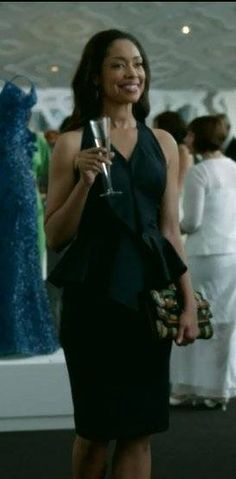 Gina Torres aka Jessica Pearson ~ suits 2x06 All In