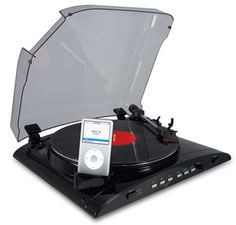 Vinyl Player and Mp3 converter, iPod ready :)