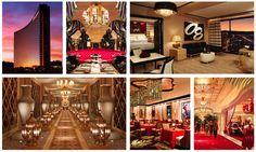 Encore hotel in Vegas.