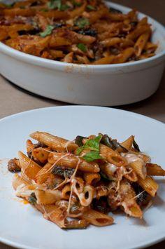 Appunti di cucina di Rimmel: Pasta con verdure al gratin