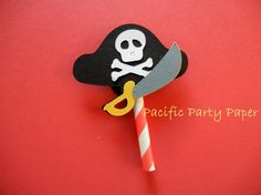 Items similar to Pirate Cupcake Toppers, Pirate Party, Pirate Birthday, Jake and the Neverland Pirates on Etsy Pirate Birthday, Pirate Party, 5th Birthday, Birthday Party Themes, Pirate Cupcake, Best Part Of Me, Cupcake Toppers, Pirates, Party Time