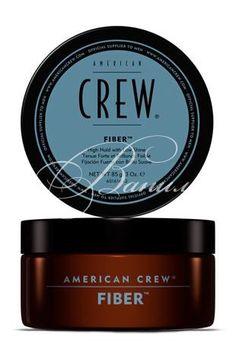Гель для укладки волос Fiber Gel American Crew 85 мл - Ваниль