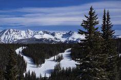 7 roteiros para quem quer fugir do verão tropical  Pistas de esqui de Gore Range, Vail,  Copastur Prime