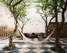 Riad Elf Fenn is a little hotel in Marrakech and it is adorable.
