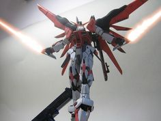 RG 1/144 Destiny Gundam: Modeled by tinwaichoi. Full Photoreview No.22 Big Size Images