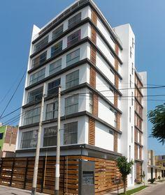 Lindo departamento de estreno de 108m2 en Urb. California, Trujillo • Perú US$108,000 3 dormitorios • 2 baños Residencial Albandi Cod. 469
