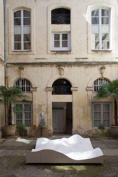 theabsolution:    Smooth Rock // MN-Lab – Gwenole Mary, Arnaud Negre, Nîmes, France.