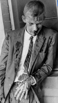 James Zwerg, freedom rider 1960.