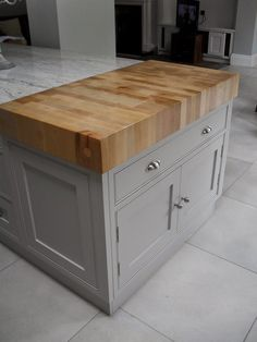 Images Of Kitchen Islands, Maple Butcher Block, Buffet, Cabinet, Storage, Furniture, Kitchens, Home Decor, House Ideas