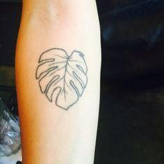 Kuvahaun tulos haulle monstera tattoo monstera tattoo monstera tattoo