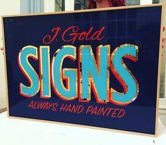 #workinprogress #glassgilding #signs #signpainting #signpainter #handtype #goodtype #handlettering #type #graphicdesign #goldleaf #oneshot #signshop #typography #handpainted #signwriter #letteringco #handpaintedsigns #strengthinletters #wip by johnnygoldsigns