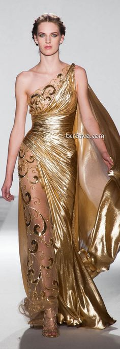 """starlit-sorceress-jewelry: """" starksmash: """" teluguhoe: """" Zuhair Murad Spring 2013 Couture """" cries i miss pretty dresses waaah """" I want and But they're all amazing. Beautiful Gowns, Beautiful Outfits, Gorgeous Dress, Gorgeous Gorgeous, Mode Glamour, Collection Couture, Spring Collection, Style Couture, Haute Couture Gowns"""