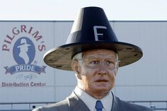 Bo Pilgrim Founder of Pilgrims Pride Poultry Products Dies at 89