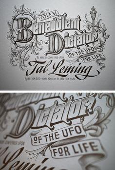 Barber Font : 1000+ images about Calligraphy - Vintage on Pinterest Penmanship ...