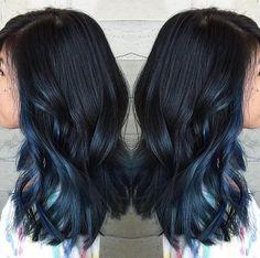Dark blue peekaboo                                                                                                                                                                                 More