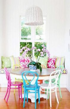 wohnideen dekoideen accessoires wandgestaltung farbgestaltung moderne farbenfroh