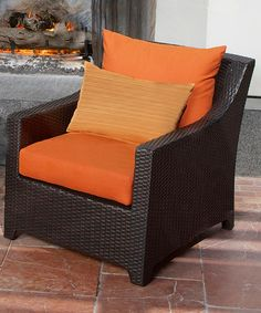 Take a look at this Tikka Club Chair - Set of Two by RST OUTDOOR on #zulily today!