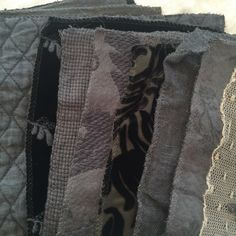 Bella Notte Quilting Squares Pre-Cut Fabric - Charcoal by ShopPetunias on Etsy https://www.etsy.com/listing/245534298/bella-notte-quilting-squares-pre-cut