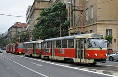 Audio Postcard: Tram in Bratislava