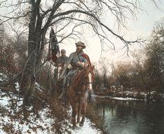 TO FAIRFAX FOR CHRISTMAS    Fairfax County, Virginia  December, 1861