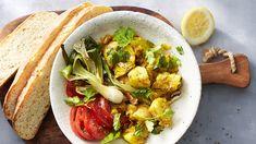 Marokkaanse aardappelsalade