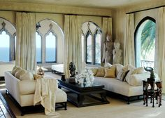 GORGEOUS Living room...
