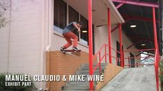 Manuel Claudio and Mike Wine in Exhibit | TransWorld SKATEboarding - http://DAILYSKATETUBE.COM/manuel-claudio-and-mike-wine-in-exhibit-transworld-skateboarding/ - Another shared part banger from EXHIBIT. Watch Manuel Claudio and Mike Wine get down and dirty in Florida. Follow Manuel Claudio: @mannyroots and Mike Wine: @_winery #ExhibitVid @kevperez Follow TWS for the latest: Daily videos, photos and more: http://skateboarding.transworld.net/ Like TransWorld - Claudio, Exhibit