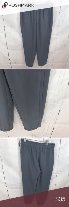 """❤❤ BLUE GRAY DRESS PANTS B7 Condition: EUC Approximate measurements (laying flat): 13.5"""" Waist 34.5"""" length 25"""" inseam  Item location: bin 7   **bundles save 10%** no trades/no modeling/no asking for lowest J. Crew Pants Trousers"""