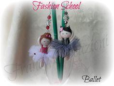 Matite BALLET COLLECTION  (idea regalo)