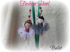 Matite BALLET COLLECTION  (idea regalo)