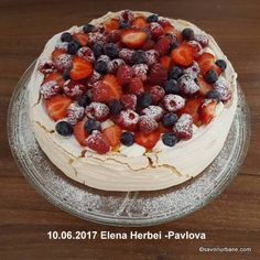 Pavlova, Kiwi, Cheesecake, Food And Drink, Sweets, Cookies, Desserts, Pie, Sweet Pastries