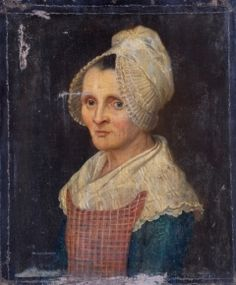 Portrait of a Woman    Size: 61 x 50.8 cm.    Artist / Maker: Painter - Unknown    Object Type: oil on canvas    Century: 18th century    Materials: Oil, Canvas    Museum Accession Number: O.153