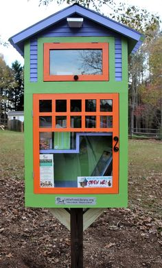 Tami McKay. Apex, North Carolina. We put a lot of thought and heart into dreaming, designing and building our Little Library, so it's rather fulfilling that it's enjoyed and recognized by others!