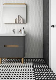 Sento combines simplicity with a beautiful aesthetic, Scandinavian styling perfe… – Badezimmer Ideen Pallet Bathroom, Grey Bathroom Tiles, Diy Bathroom Remodel, Bathroom Furniture, Bathroom Ideas, Bathroom Small, Bathroom Towels, Bathroom Designs, Bathroom Styling