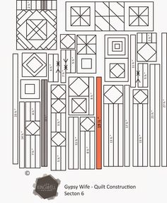 Jen Kingwell Designs: Errata - Gypsy Wife Pattern Booklet
