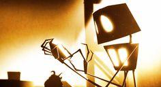 Watch Film: Smoking Robot (Lewis Gray & Esra Guldal). Obsolete. Doctor Ojiplático.