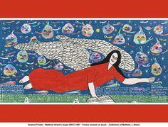 Howard Finster's Angel   ALPHA OMEGA ARTS: RELIGIOUS ART | NEWS OF WEEK