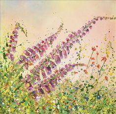 Hedgerows (Kaleidoscopic) II (2005) - Yvonne Coomber