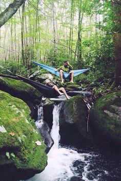 stay a while   hammocking   riverside   summer chillin  