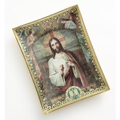 Gorgeous! Holy Eucharist fine art glass plate from the Vatican Observatory Foundation