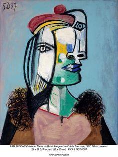La musa de Picasso: Marie Thérèse Walter…