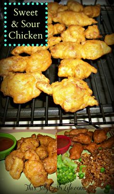 Have to make this!!: Sweet and Sour Chicken   This Silly Girl's LifeThis Silly Girl's Life