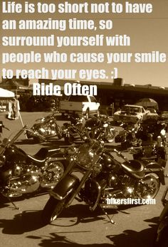 The reason I bought a bike.... share your events http://www.bikersfirst.com