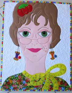 that's me - Olga - Ladie 67, made by Carol Turznik - Mamacjt