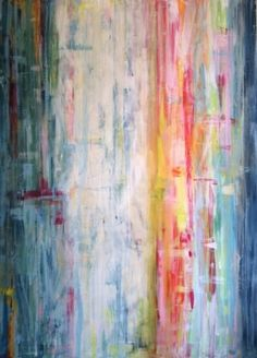 Abstract painting by FMMCM