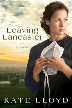 Leaving Lancaster By Kate Lloyd To Holly's amazement, one day her mother reveals to her that Holly not only has living grandparents, but a large extended family living near Lancaster, Pennsylvania.  Her extended family members are all Amish.  This is a quaint story of love and redemption within a once strained and divided family. (reviewed by S.Fincannon)