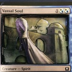 Magic Life Counter  Vassal Soul by TheSpinkyKitten on Etsy, $15.00