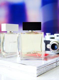 Perfume and camera