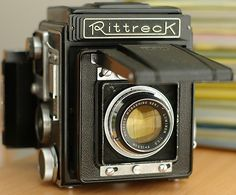 The 6x9 Photography Online Resource - Rittreck/Optika II-A, the versatile 6x9 SLR