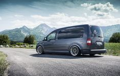 VW Caddy mod